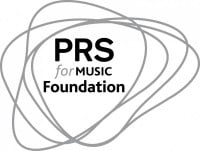 PRS FOR MUSIC FOUNDATION GRANT