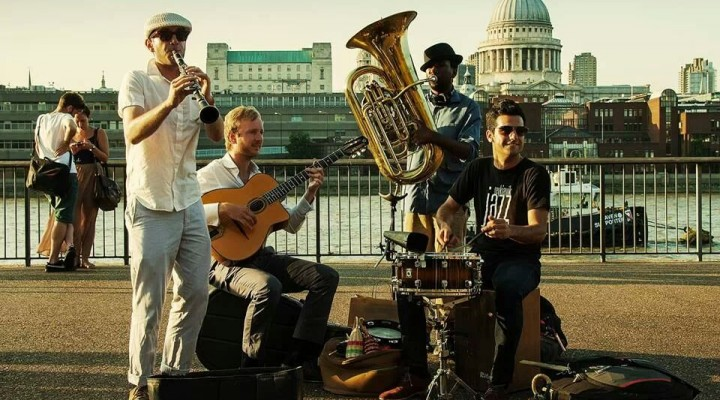 ONE TO WATCH – GIACOMO SMITH AND THE CITY MUSIC FOUNDATION