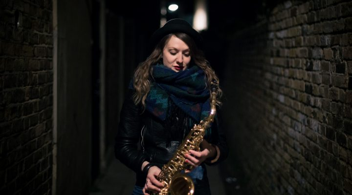 FROM THE SHETLANDS ISLES TO LONDON VIA BIRMINGHAM: INTRODUCING SAXOPHONIST RACHAEL COHEN