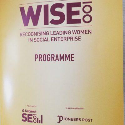 Jennie Cashman Wilson Makes WISE100 Index