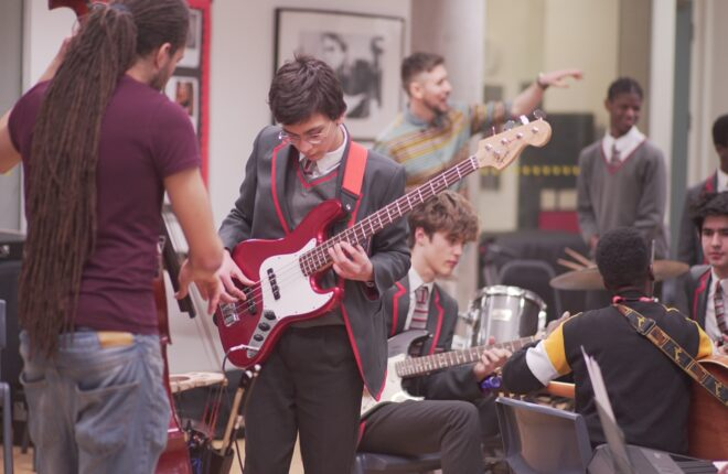 Why do we need music as schools reopen after Covid?