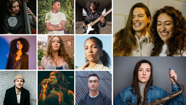 12 artists join our music industry career development programme